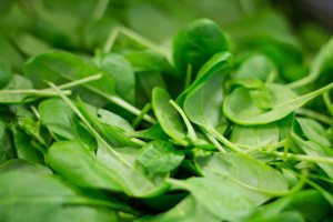 Grow your own fitness: Spinach