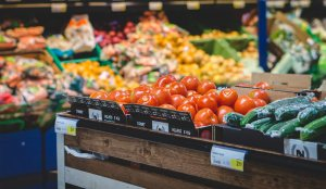 Grow your own fitness: Supermarket Vegetables