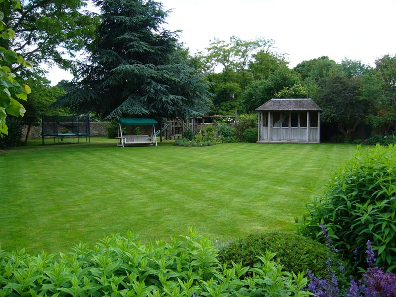 How to prepare lawns for spring
