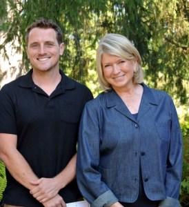 Plant Geeking out with Martha Stewart's head gardener, Ryan McCallister