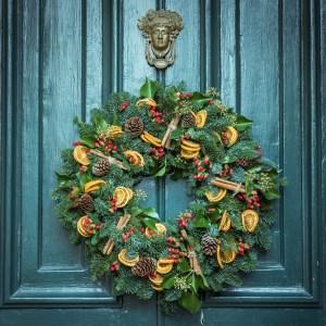 Feative wreath