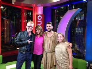 Michael Perry (Mr Plant Geek) on The One Show