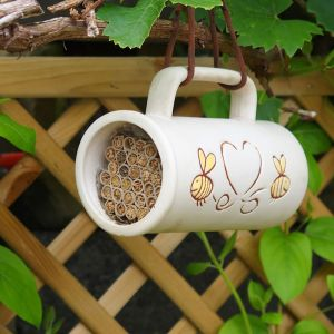 Attract UK Wildlife with this Bee Mug from QVC