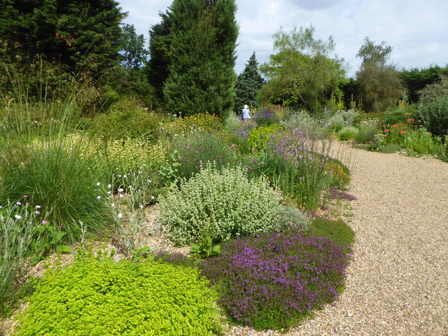 Gravel Garden at Beth Chatto