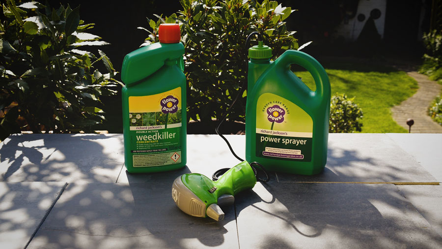 QVC gardening highlights: Weedkiller