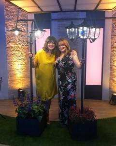 QVC gardening highlights: Luxform Lamppost