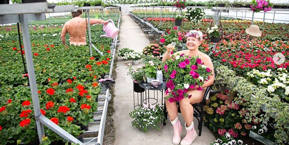 The Best Of Women S World Naked Gardening Day 2019 Photos