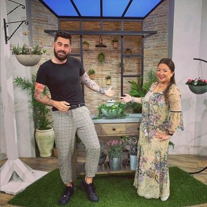 QVC with Lorna