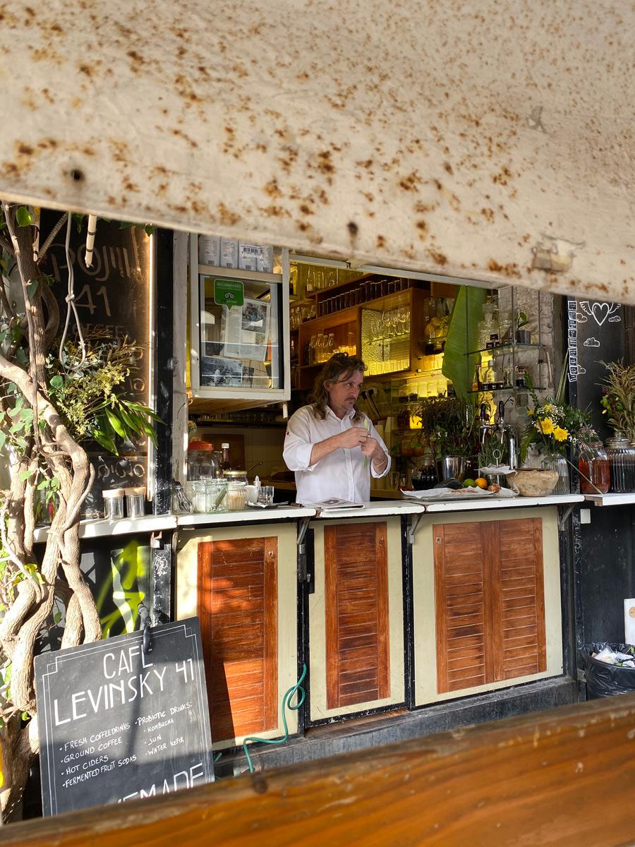 Cafe Levinsky 41