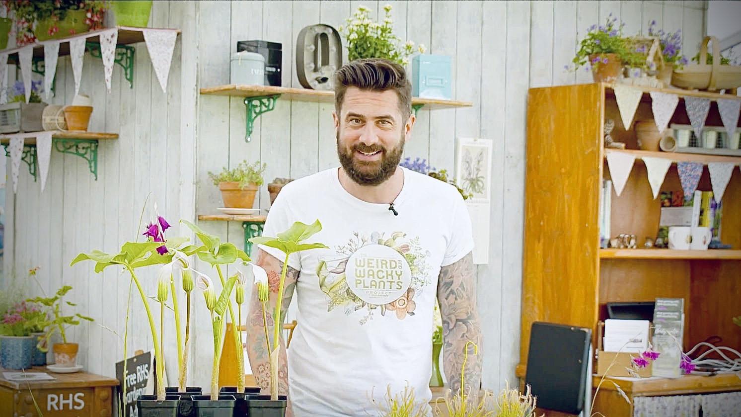 Weird & Wacky Plants