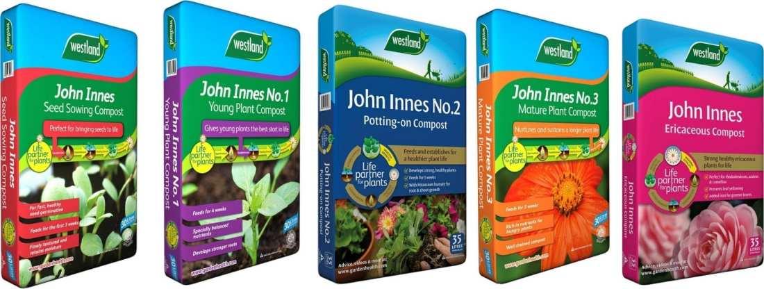 John Innes soil