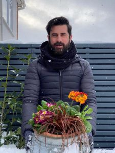 Mr Plant Geek winter container contest