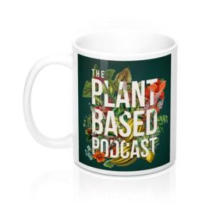 The Plant Based Podcast Mug