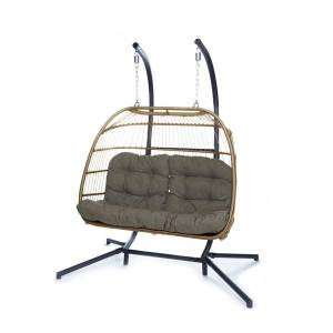 Double Cocoon Chair