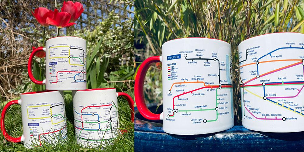 Metro Mugs