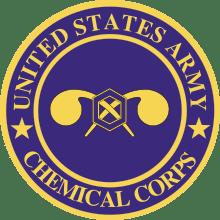 美國陸軍化學部隊