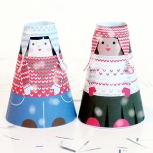 Cone Girls Winter Collection