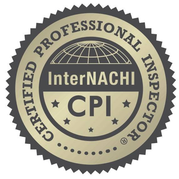CPI InterNACHI Professional Inspector Logo