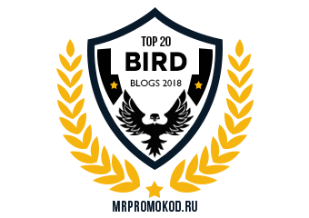 Banners for Top 20 Bird Blogs