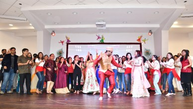 Atlanta-Gokuldham Cultural Program 'Namaste-2020' Held With Anandullas .... Watch ... Video ..