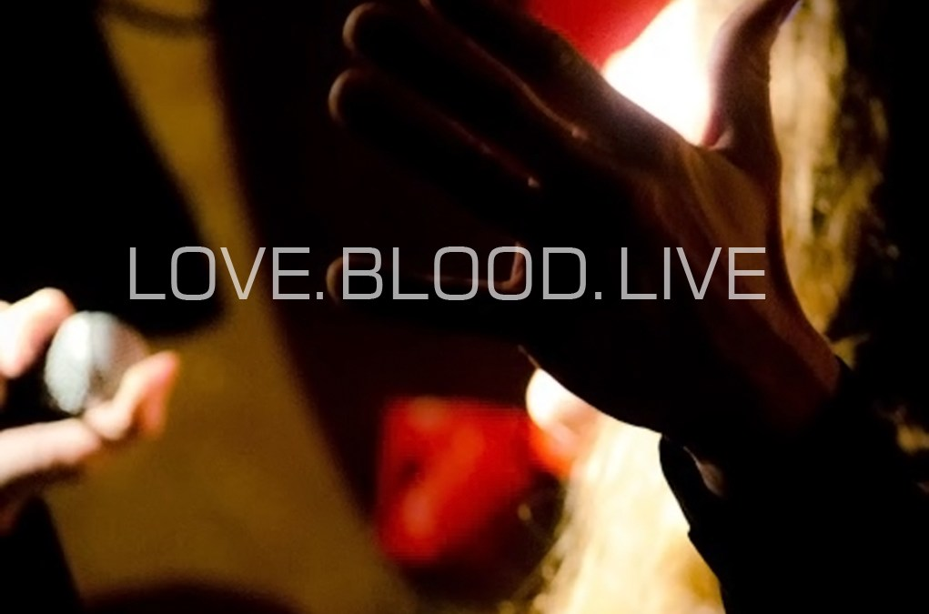 April 22, 2014, Prog artist Transport Aerian releases LOVE​.​BLOOD​.​LIVE