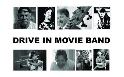 DRIVE IN MOVIE BAND