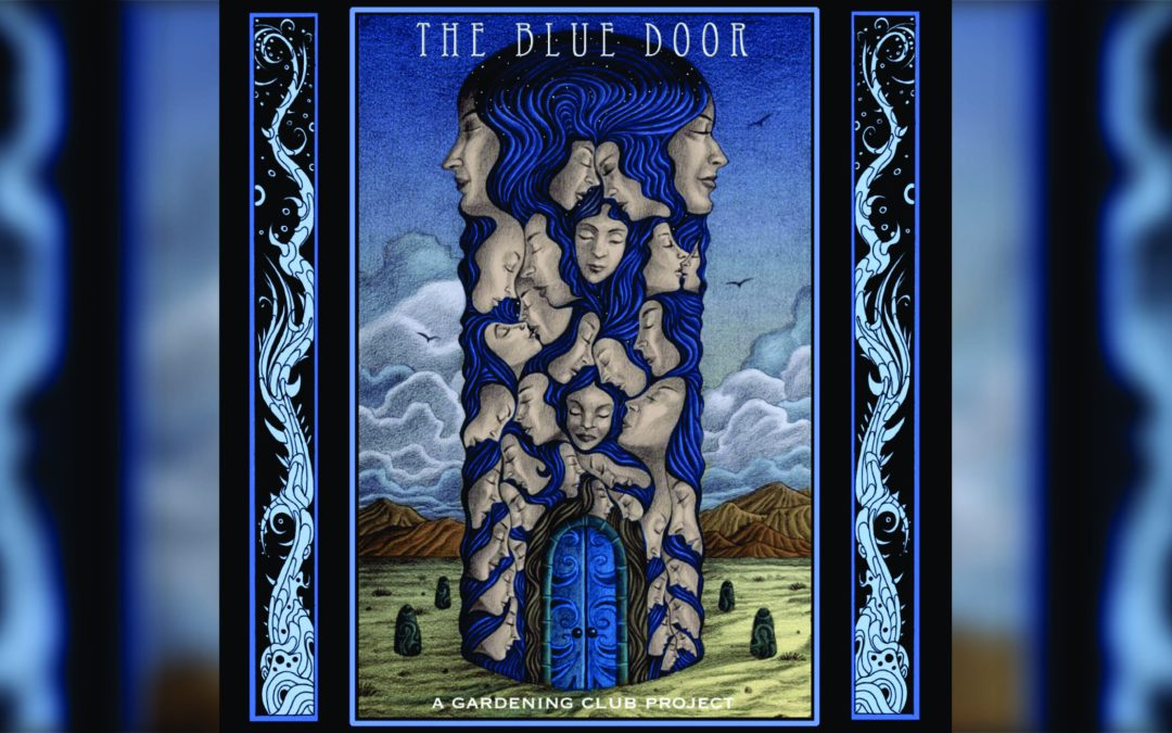 A Gardening Club Project Releases 'The Blue Door' Worldwide
