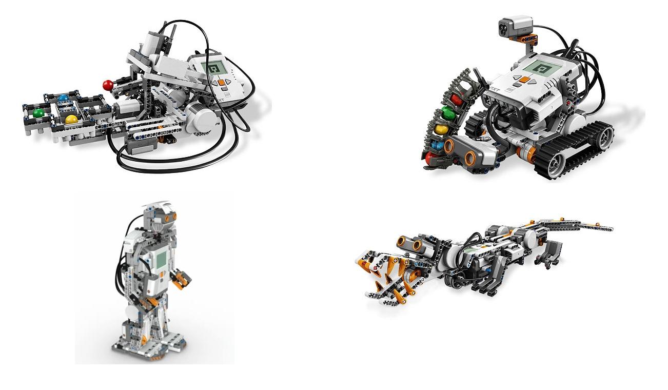 lego mindstorms: foto's
