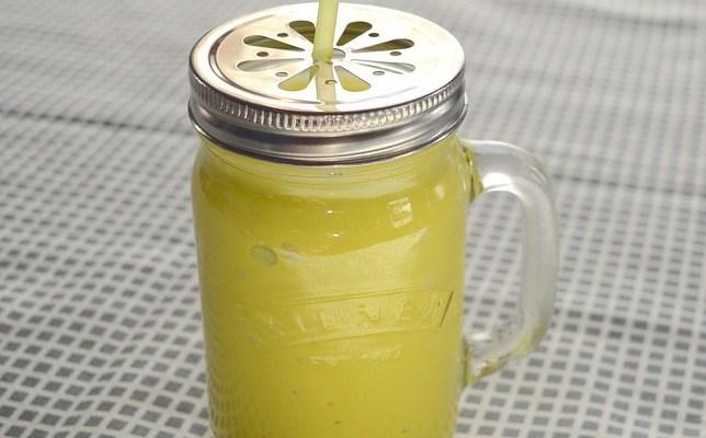 Mango & Sunflower Lecithin Powder Smoothie