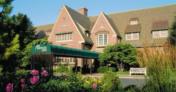 The American Club, Kohler, WI