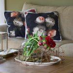 Barocke Blumenprints Und Neue Deko Furs Wohnzimmer Mrs Greenery