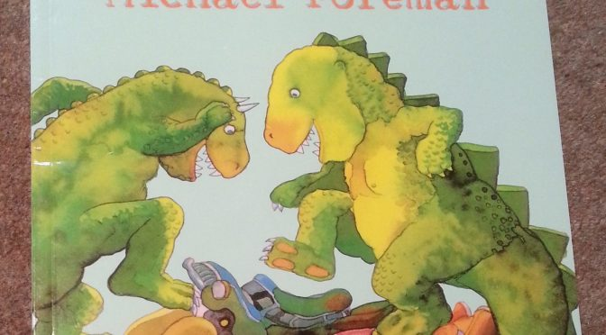 Dinosaurs and All That Rubbish – a book about appreciating the world