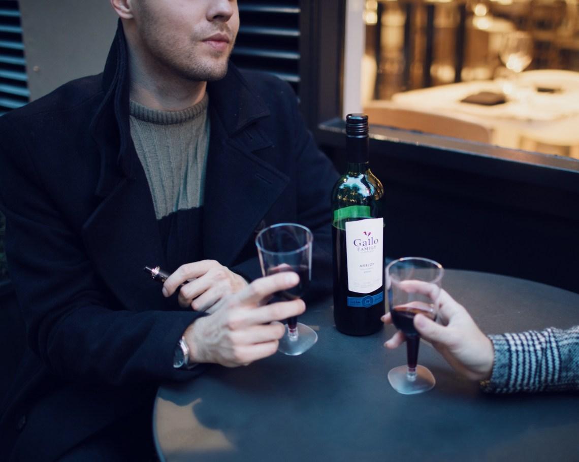 Merlot. Gallo Family Vineyards. Blog by Skirmantas Petraitis.