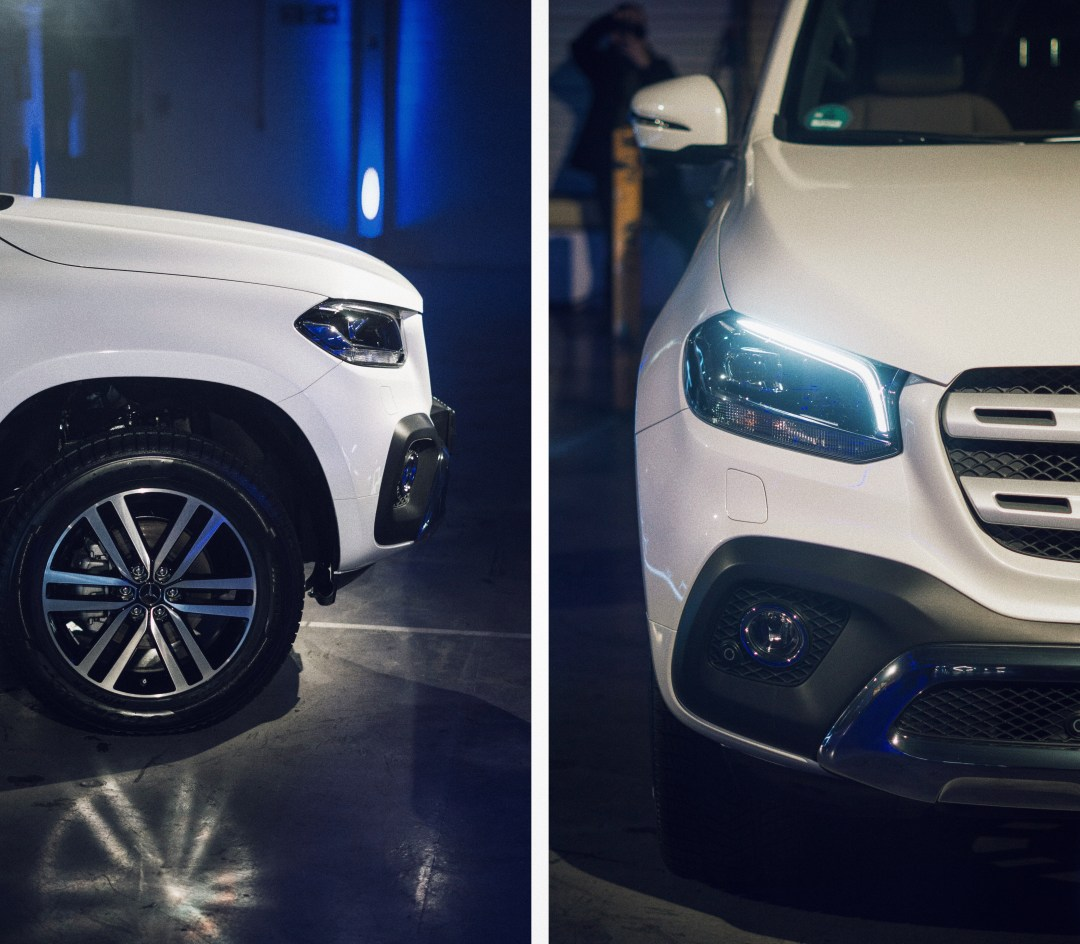 Mercedes-Benz The X-Class. #60MinutesWithX at Printworks in London. Featuring Tinie Tempah. Blog by Skirmantas Petraitis.
