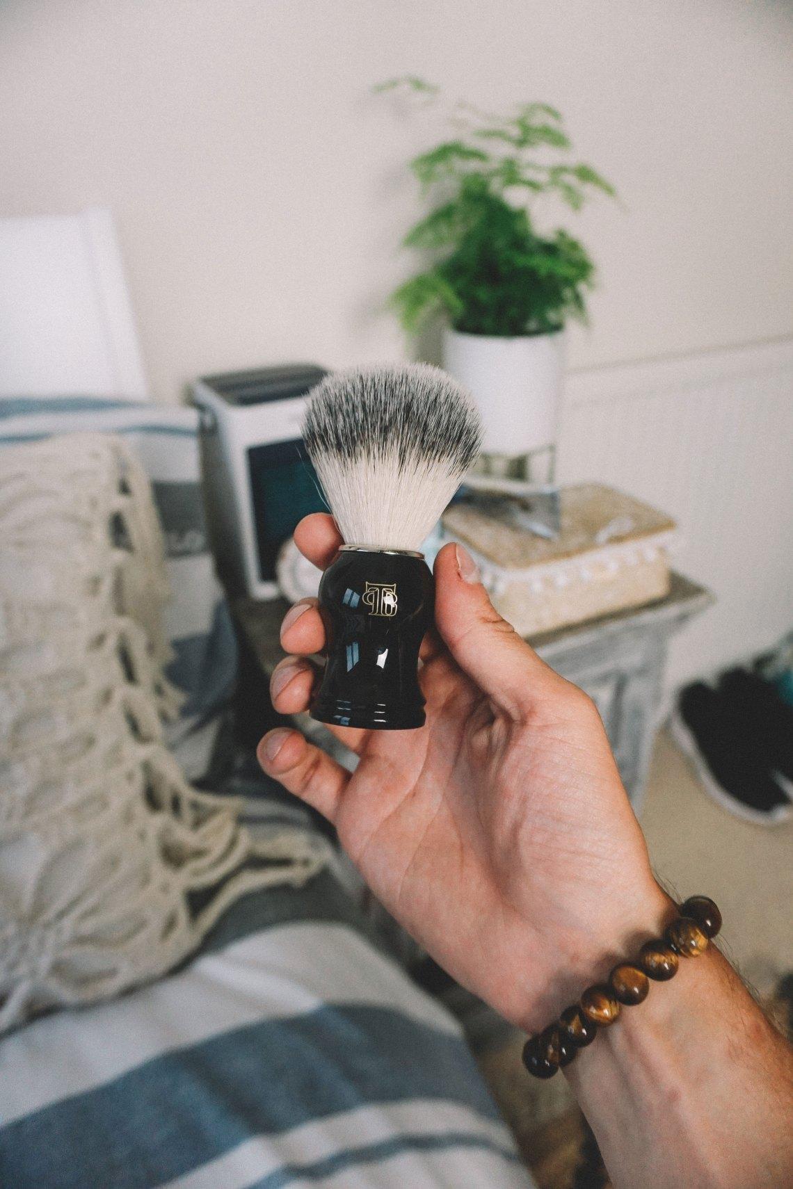 The Personal Barber UK Shaving Subscription Service. Blog by Skirmantas Petraitis.