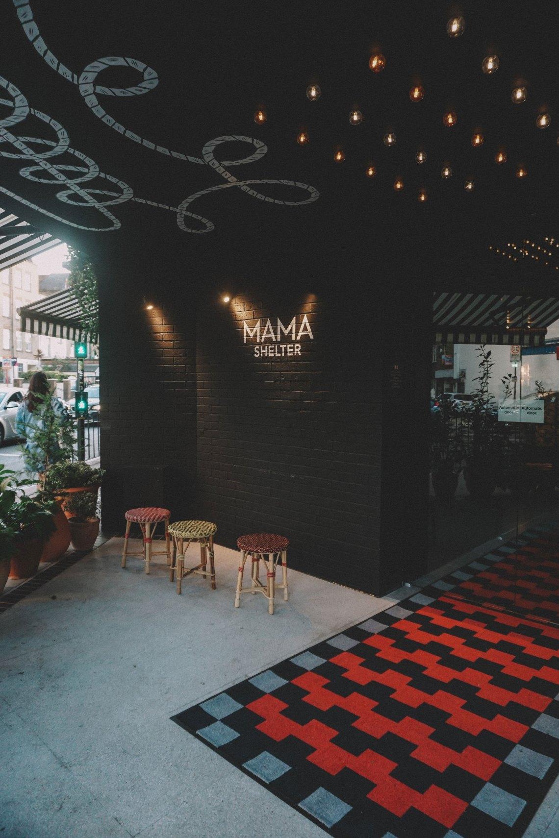 Mama Shelter London. Blog by Skirmantas Petraitis.