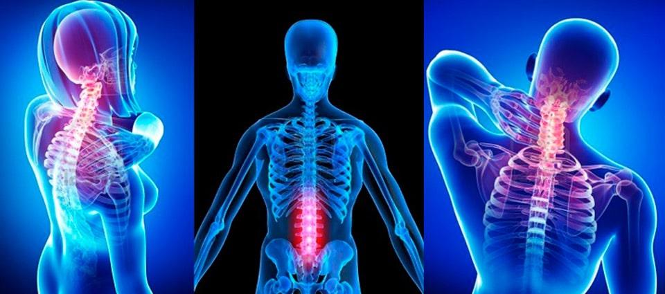 Back,Neck and Shoulders Massage