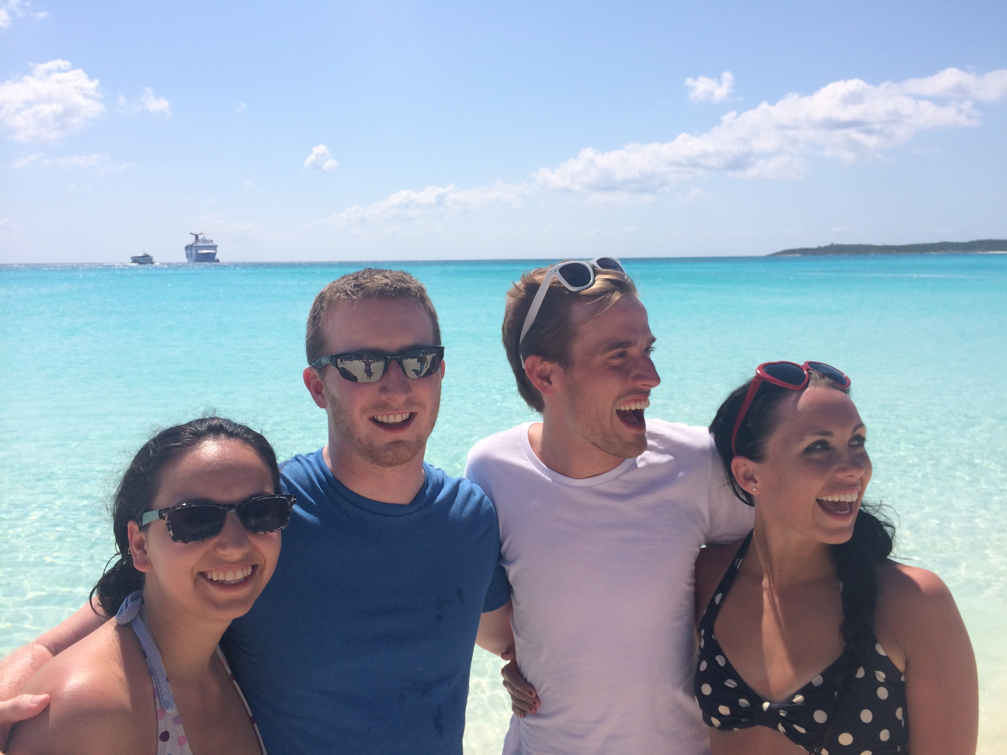Take One Half Moon Cay | Mrs Amber Apple blog