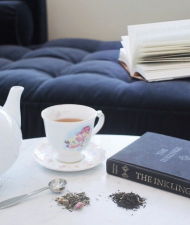 Earl Grey Crème + Lavender Tea