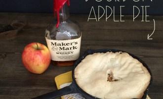 Bourbon Apple Pie   Red Autumn Co
