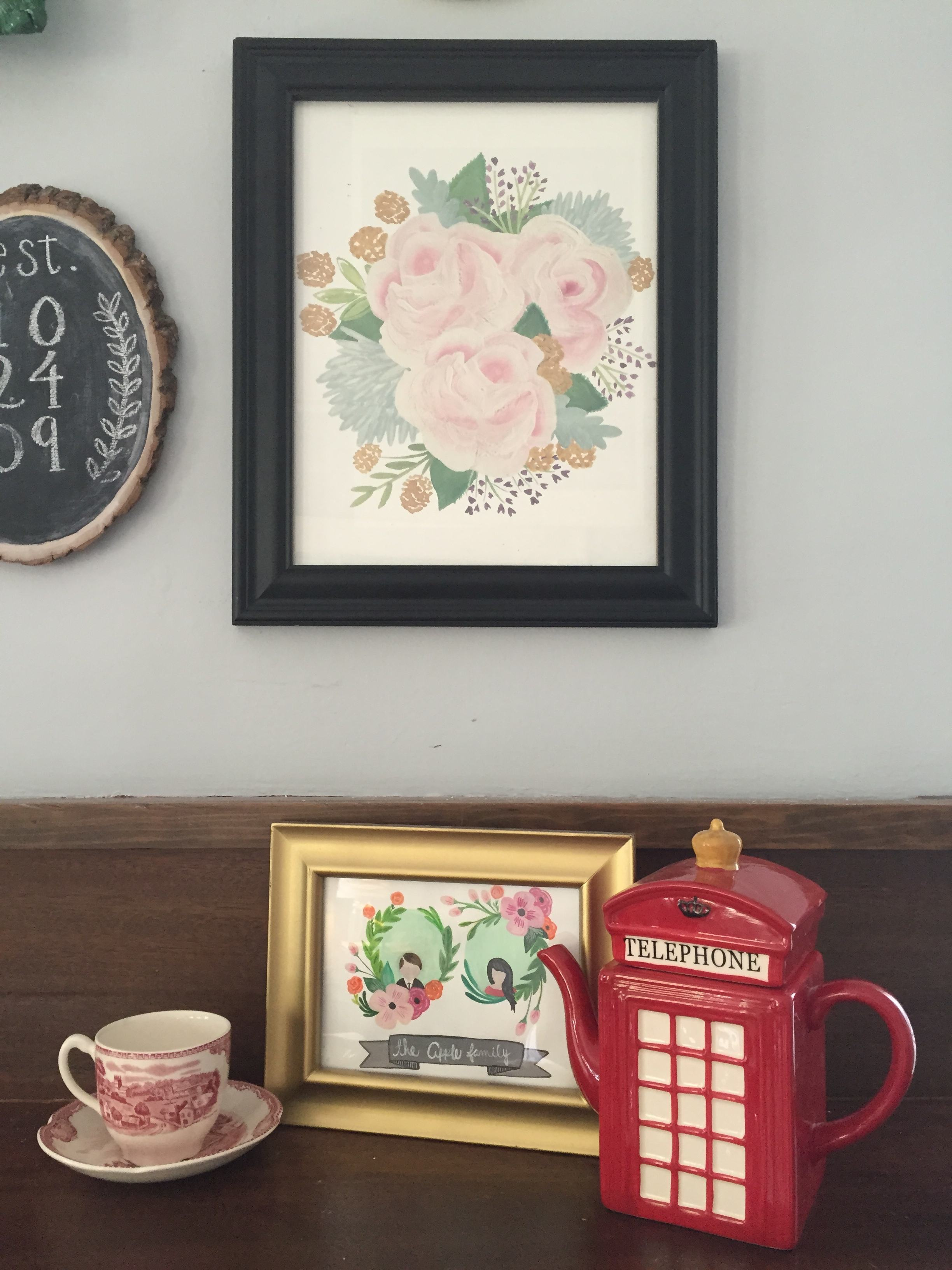 Blush Bouquet | Red Autumn Co.