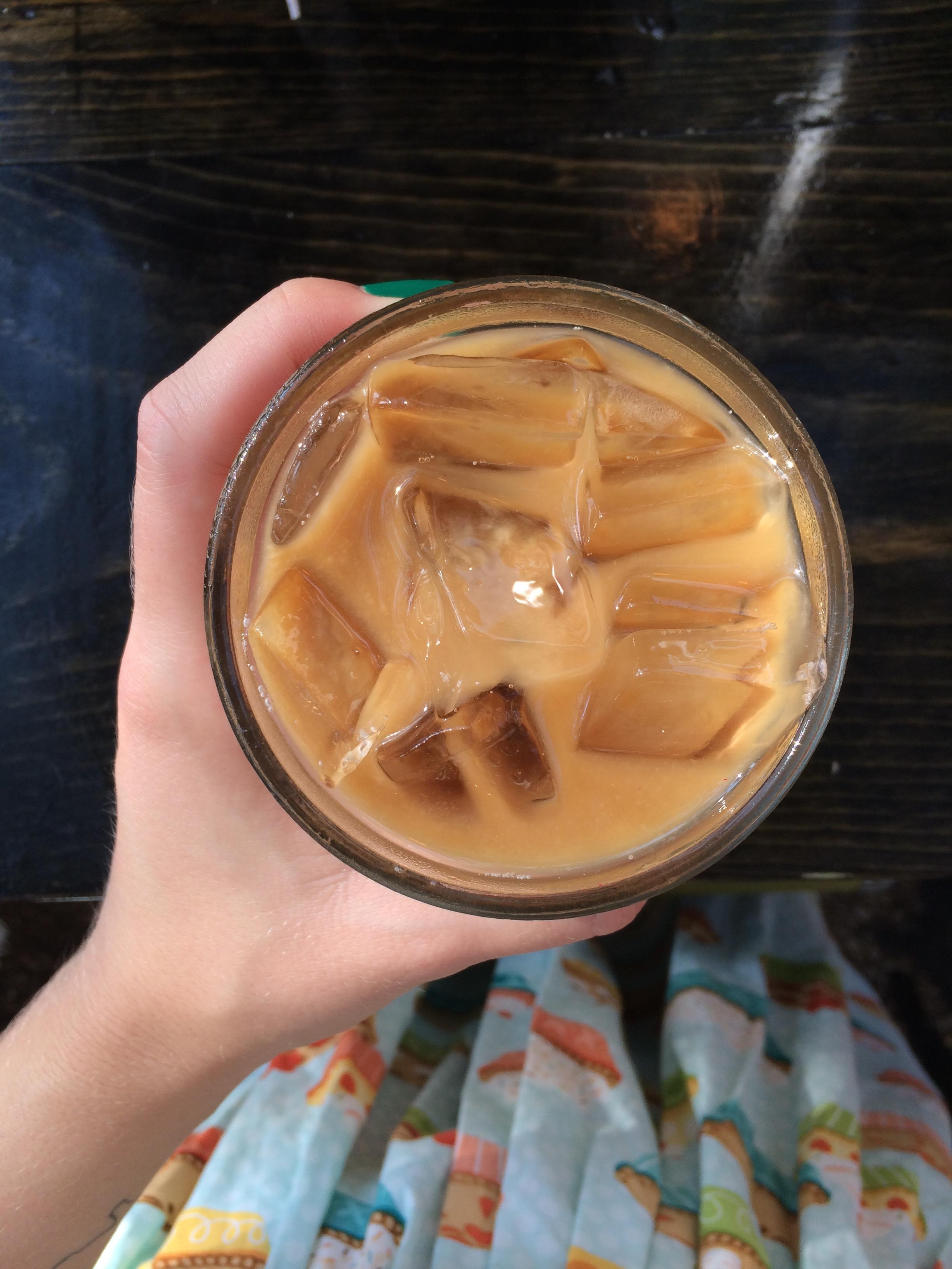 Iced Coffee | MrsAmberApple