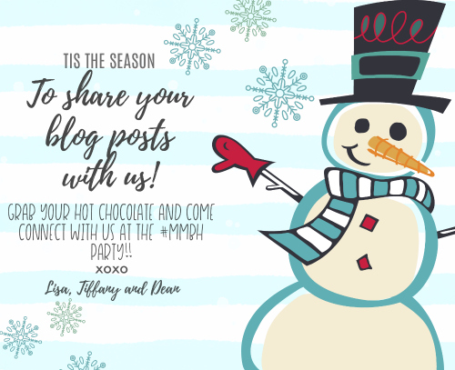 Tis the season to share your blog posts at the Mommy Monday Blog Hop!