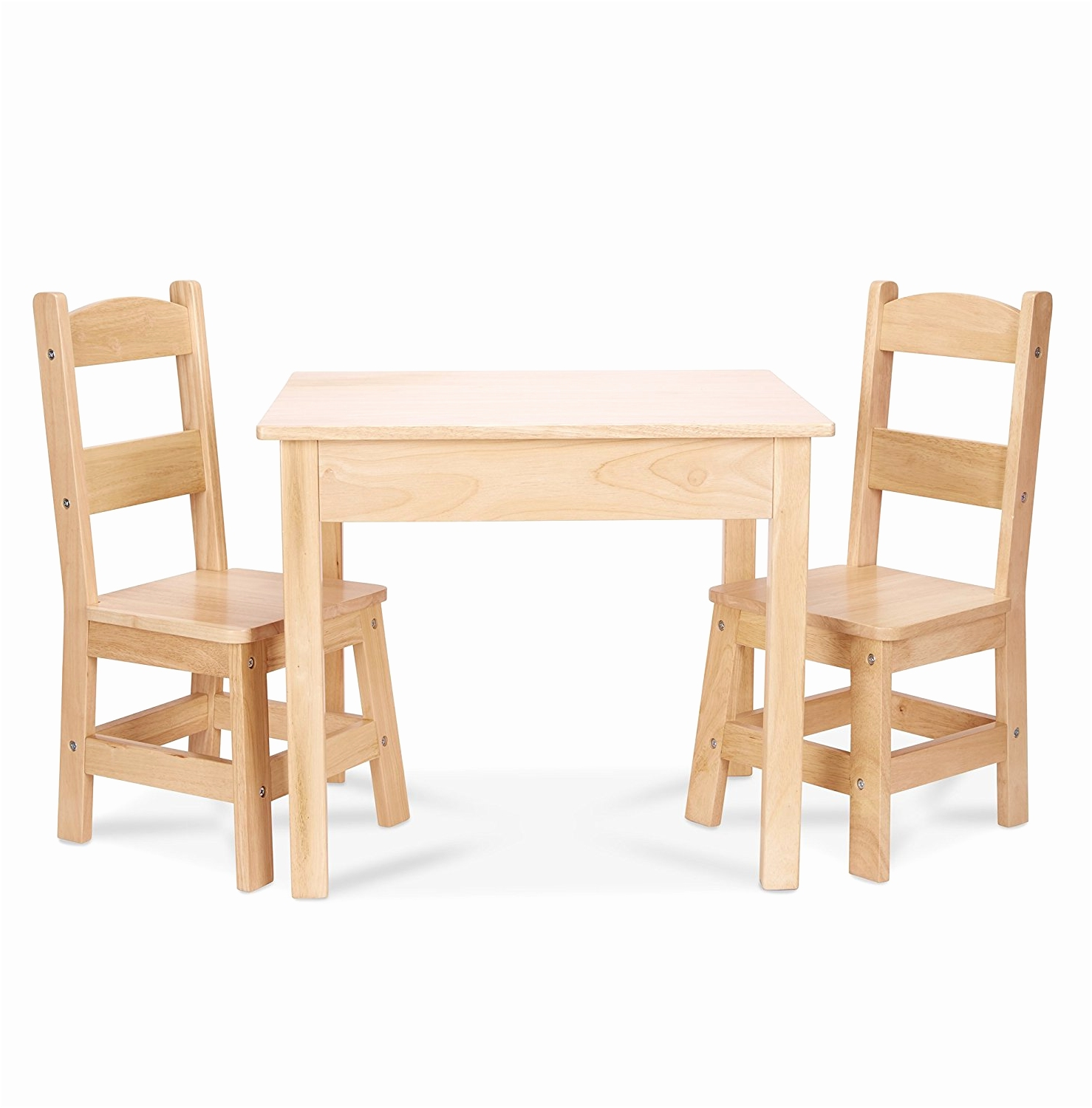Melissa And Doug Table And Chairs Child Wood Table And Chair Set Toddler Wooden Table And