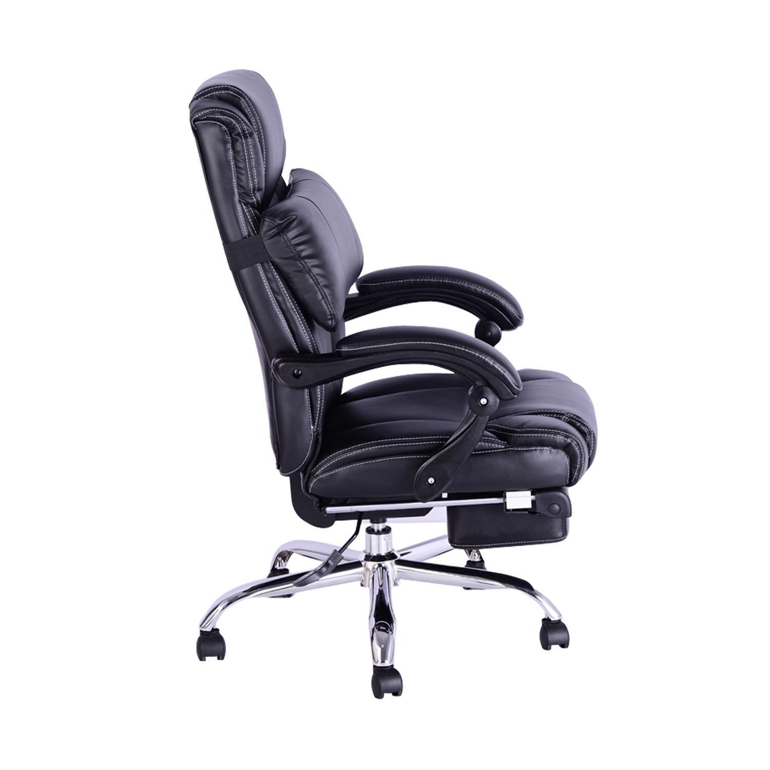 Viva Office Chair Desk Chair With Footrest Amazon Com Viva Office High Back
