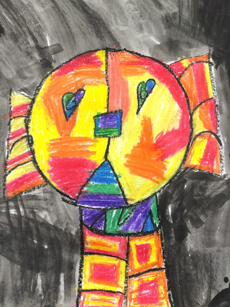 Paul Klee Dog
