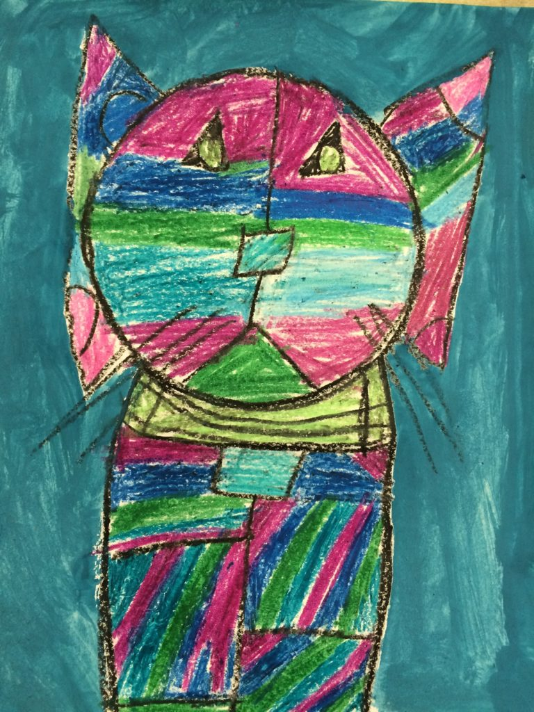 Paul Klee Cats and Dogs | Mrs. Art Teacher Lady