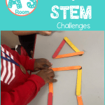 Shapes STEM Challenges for Preschool
