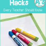 Dry Erase Hacks Every Teacher Should Know