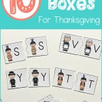 10 Thanksgiving Busy Boxes